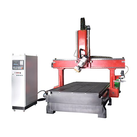 4 Axis Routering Machine For Foam Mould