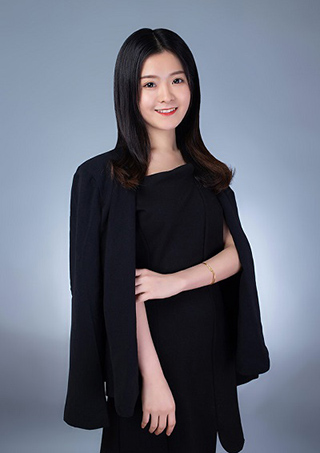 Tracy Yu Director of Sales Dapartment 1