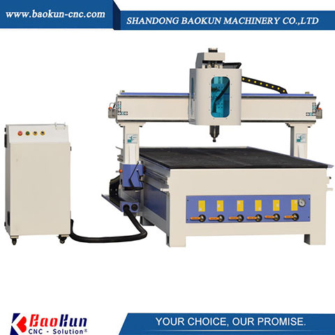 Chinese Manufacturer Of CNC Router Machine BKM1325 Sales With Good Quality-1
