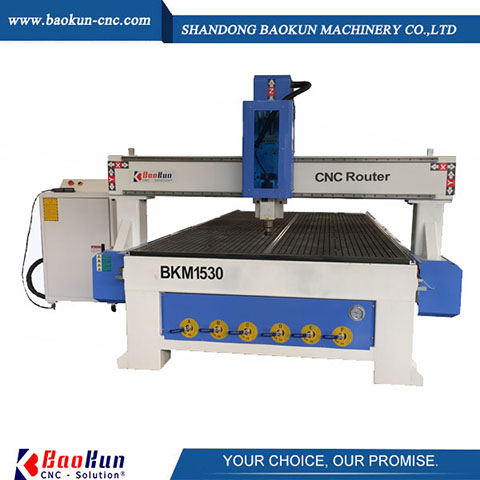 Chinese Manufacturer Of CNC Router Machine BKM1325 Sales With Good Quality-3