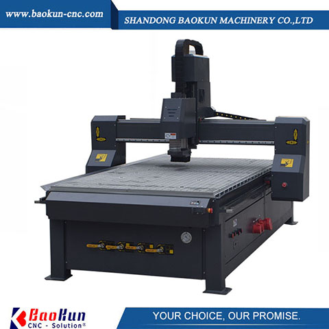 Chinese Manufacturer Of CNC Router Machine BKM1325 Sales With Good Quality-4