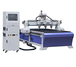 Chinese Supplier Of 3 Spindles Wood Router Machine