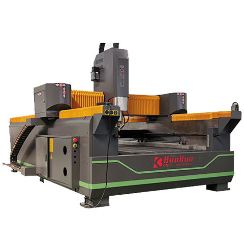 Heavy Duty CNC Stone Carving Machine For Sale With Good Price