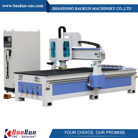 Linear-Type ATC CNC Router Machine For Sales With Good Quality-1