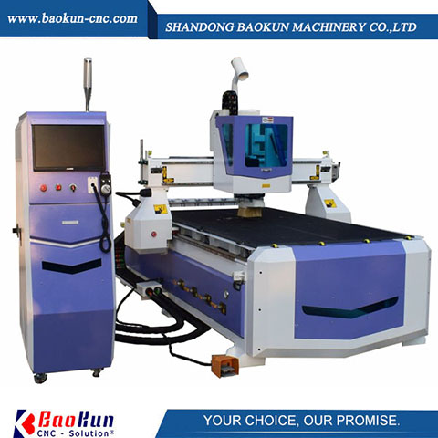 Linear-Type ATC CNC Router Machine For Sales With Good Quality-3